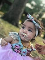 .eat cake